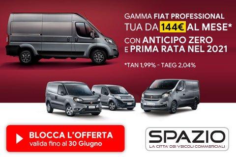 Promo Fiat Professional