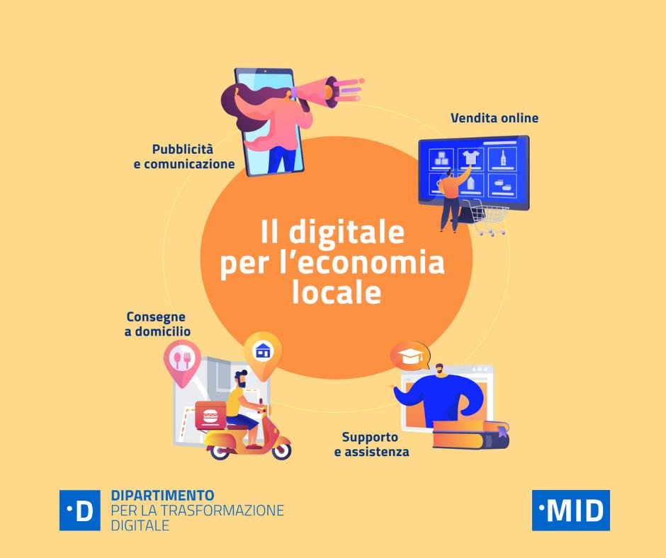 digitale per l'economia locale